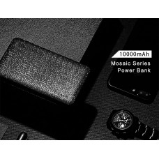 Ultra Slim Power Bank Battery 10000mAh 5V 2.1A