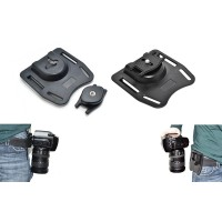 Weist Quick Clip Mount for Speedlight and Camera