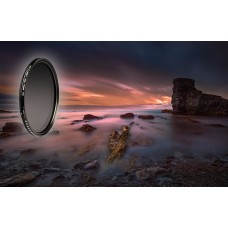 Adjustable ND Fader Filter