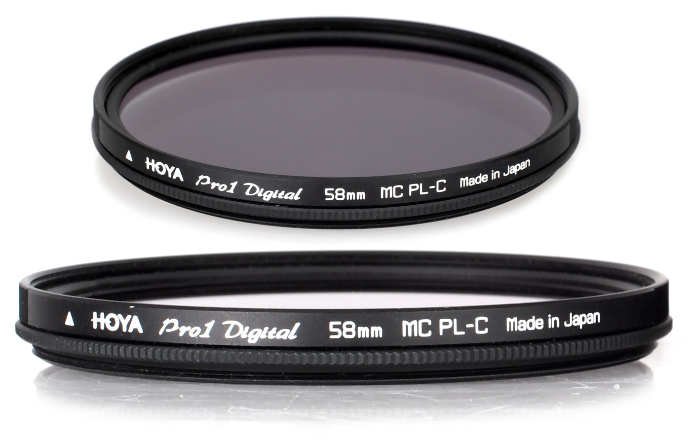 Polarizer Dslr Filter Hoya Pro1 Cpl For Enhanced Saturation Uv 58mm Pro 1 Contrast And Image Quality